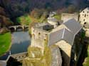 Ch�teau fort de Bouillon (ch�teau de Godfried de Bouillon) BOUILLON photo: