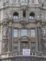 Builing corner Leysstreet (south) ANTWERP 1 / ANTWERP picture: