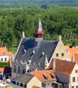 Town hall DAMME picture: