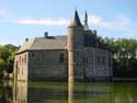 Château de Horst ((à Sint-Pieters-Rode) HOLSBEEK photo: