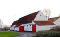 Farm on a mound in Dudzele ZEEBRUGGE / BRUGGE picture: