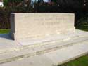 Cimiti�re militaire Brittanique NIEUWPOORT / NIEUPORT photo: