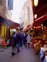 Rue des Bouchers / Butcher street BRUSSELS-CITY / BRUSSELS picture: