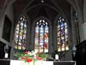 Saint-Macariuschurch LAARNE picture: