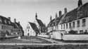 Former Beguinage DIKSMUIDE / DIXMUDE picture: Before the First World War