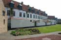 Former Beguinage DIKSMUIDE / DIXMUDE picture: