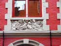 Baroque stepped gable BRUGES picture: