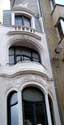 Tiny Art Nouveau House OOSTENDE picture:
