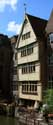 House with wooden facade - Jan Brouckaerd's House GHENT picture: