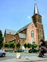 Saint Willibrordus' church KNESSELARE picture: