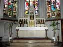 Our Ladies' Assomption church (in Eksaarde) LOKEREN picture: