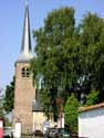 Saint Stephen's church (in Melsen) MERELBEKE picture: