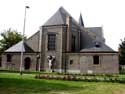 Saint-Amandus church OOSTAKKER / GENT picture: