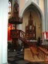 Saint Ursula's church LANAKEN picture: