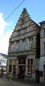 Former guildhall of the fish sellers GHENT picture: