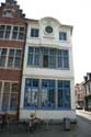 Maison au coin Sint Widostraat - Braderijstraat GAND photo: