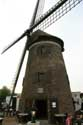 Moulin à vent de l'Escault (à Doel)  KIELDRECHT / BEVEREN photo: